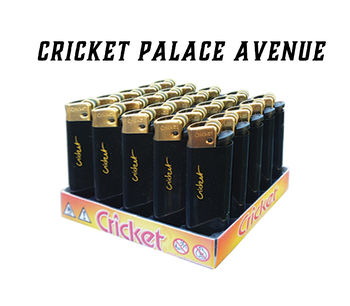 Зажигалка Cricket Palace Avenue