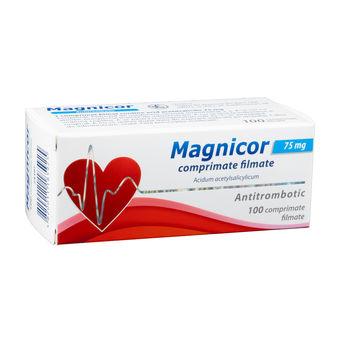 cumpără Magnicor 75mg+15,2mg comp. film. N10x10 în Chișinău