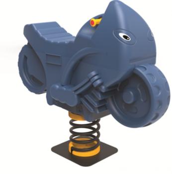 Качалка на пружине ZP-05