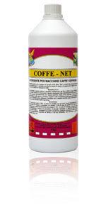 COFFE-NET, средство для чистки кофе-машин, 1кг.