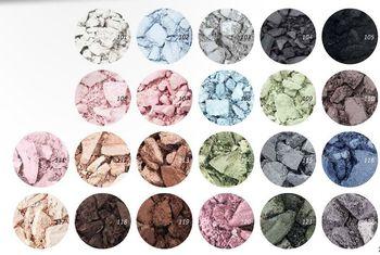купить Микронизированные компактные тени для век ColorEyes в Кишинёве