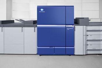 Konica Minolta AccurioPress C12000 - цветная печатная машина