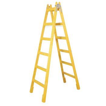 Лестница деревянная Profil 4+4