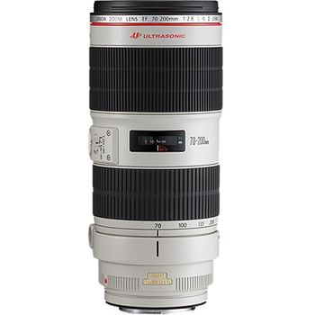Zoom Lens Canon EF 70-200 mm f/2.8L IS II USM