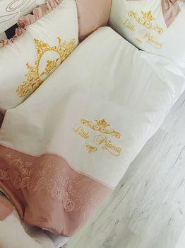 Набор бортиков с одеялом
