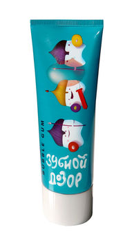 """купить Паста зубная детская """"Зубной дозор"""" серии """"32 жемчужины"""" Bubble Gum в Кишинёве"""