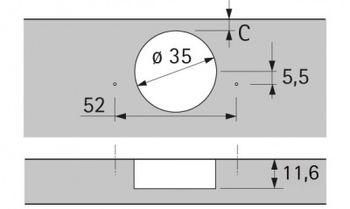 Balama P2O aplicată 165°