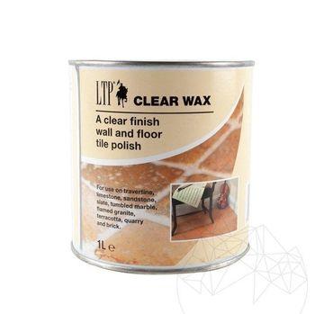 купить LTP Clear Wax 1L - Ceara neutra pt. lustruit piatra naturala (marmura, travertin, granit, etc) в Кишинёве