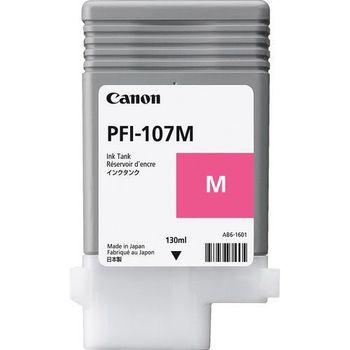 Ink Cartridge Canon PFI-107 M, magenta, 130ml for iPF670,770,785