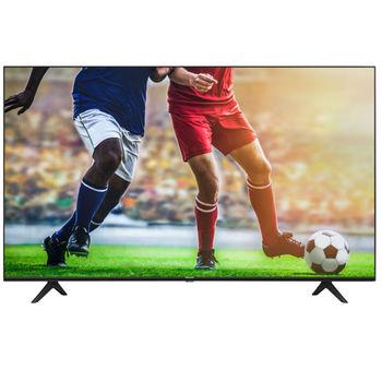 """Televizor 43"""" LED TV Hisense H43A7100F, Black (3840x2160 UHD, SMART TV, PCI 1500Hz, DVB-T/T2/C/S2)"""