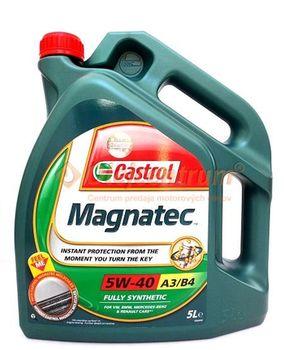 cumpără Castrol Magnatec 5W40 A3/B4 în Chișinău
