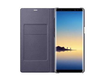 купить Чехол для моб.устройства Samsung EF-NN950, Galaxy Note8, LED View Cover, Gray в Кишинёве