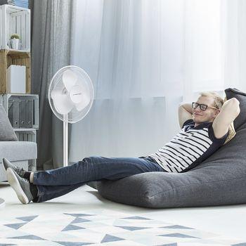 купить Дизайнерский вентилятор на ножке TROTEC TVE 23 S в Кишинёве