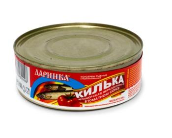 """cumpără Gingerica in sos de tomate """"Даринка"""" 240gr. în Chișinău"""