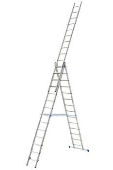 купить Ascara,  VHR P 3x14 Лестница алюминиевая трехсекционная Elkop в Кишинёве