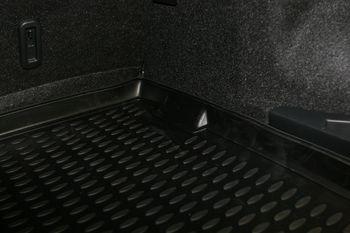 Коврик в багажник TOYOTA Corolla 01/2007-2010, 2010->, сед.