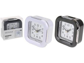 cumpără Ceas-desteptator patrat 8X8X3.5cm cu functie de lampa în Chișinău