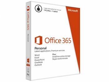Microsoft 365 Personal Russian Sub 1YR