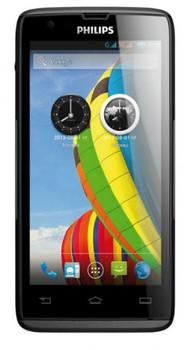 Philips W6500 Xenium 2 SIM (DUAL) Black Grey