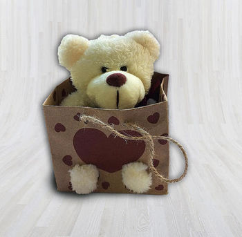Медвежонок 12x10,5cm, код 42723