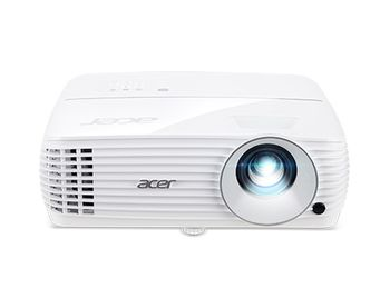ACER H6810 (MR.JQK11.001) DLP 3D, 4K UHD, 3840x2160, 12000:1, 3500 Lm, 10000hrs (Eco), 2*HDMI, VGA, 10W Mono Speaker, Bag, White,  4,0 Kg