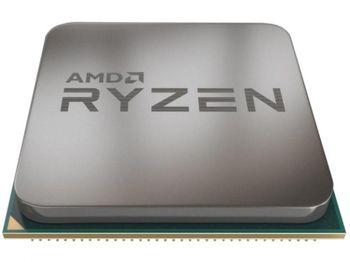 Процессор AMD Ryzen 7 3700X (3,6-4,4 ГГц, 8C / 16T, L2 4 МБ, L3 32 МБ, 7-нм, 65 Вт), разъем AM4, лоток