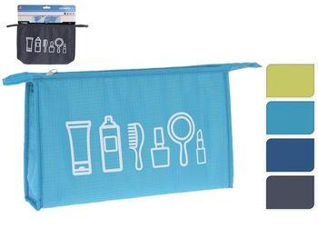 купить Сумка-косметичка для ручной клади в авиа, 30Х18cm, полиэстер в Кишинёве