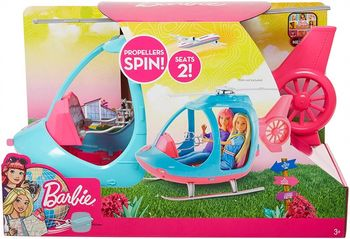 """Вертолет Barbie серии """"Путешествия"""", код FWY29"""