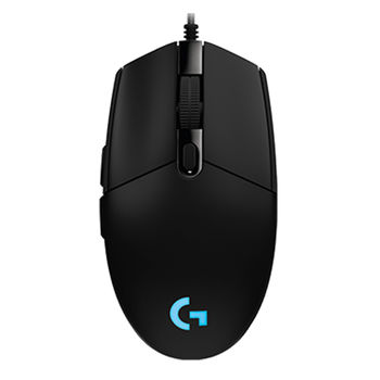 Logitech Gaming Mouse G102 PRODIGY, 6 Programmable buttons, 8000 dpi, RGB, Onboard memory