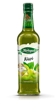 купить Сироп Herbapol Kiwi, 420 ml в Кишинёве