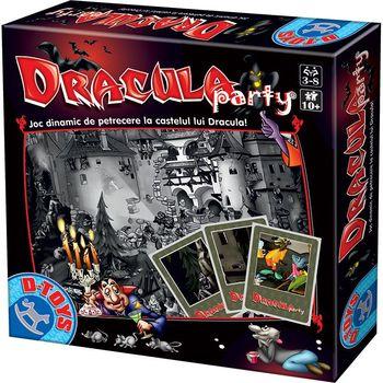 купить D-Toys Настольная игра Dracula Party в Кишинёве