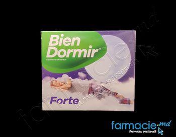 купить Bien Dormir Forte caps. N10 (melatonina,passiflora) в Кишинёве
