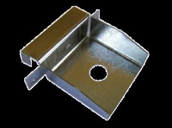 Соединение боковое 55x65 мм