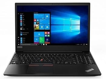 "Lenovo ThinkPad E580 Black, 15.6"" FullHD IPS AG +W10Pro (Intel® Core™ i3-8130U up to 3.4GHz, 4GB DDR4, 128GB SSD, Intel® UHD 620 Graphics, CardReader, HDMI, USB-C, WiFi-AC/BT, 3cell, HD720p Webcam, TPM, FP, Win 10 Pro, 2,1kg)"