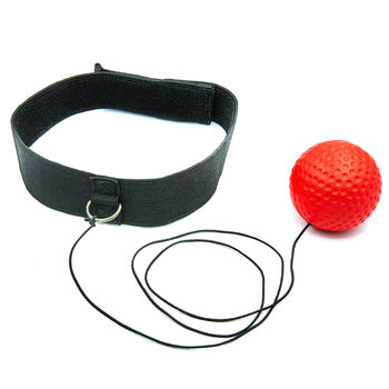 Пневмотренажер с 1 мячом Fight Ball BO-0374 (4632)