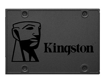 "2.5"" SSD 1.92TB  Kingston A400, SATAIII, Sequential Reads:500 MB/s, Sequential Writes:450 MB/s, 7mm, Controller 2 Channel, NAND TLC"