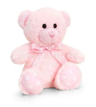 Baby Spotty Bear Мишка 15 см, код 42934
