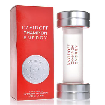 DAVIDOFF DAVIDOFF CHAMPION ENERGY EDT 90 ml