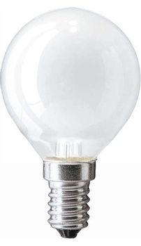 купить Лампа накалив.PHS`P45` STAND``E14``40W```230V`FR` в Кишинёве