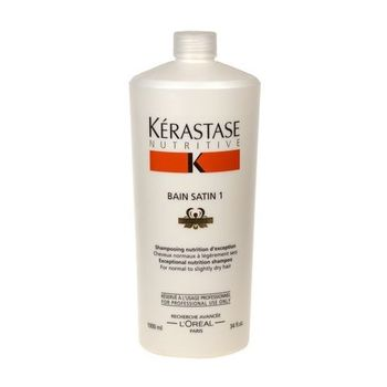 ШАМПУНЬ KERASTASE NUTRITIVE BAIN SATIN IRISOME_1 1L