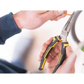 купить Плоскогубцы с удлиненными губками STANLEY FatMax 160 мм в Кишинёве
