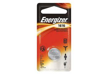 Energizer CR1616, Lithium PIP-1