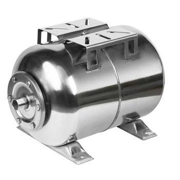 Бак расширительный для санитарной воды нержвейка Aqua 24 л