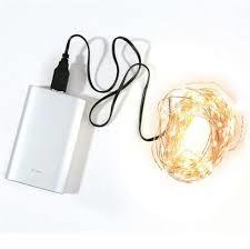 Luminite de sarbatoare cu USB