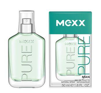 MEXX PURE MAN EDT 50 ml