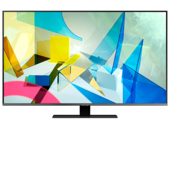 "49"" LED TV Samsung QE49Q80TAUXUA, Black"