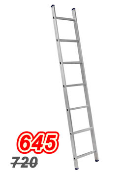 купить Лестница Алюм.  односторонняя  VHR TK 1x7(1,90м) в Кишинёве