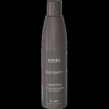 Шампунь активизирующий рост волос, ESTEL Curex Gentlemen, 300 мл.