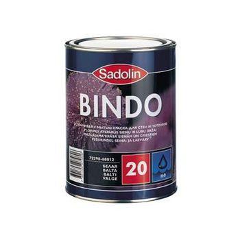 Sadolin Краска Bindo 20 W2 1л