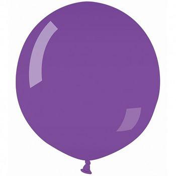 купить Шарик с Гелием Гигант - Фиолетовый в Кишинёве